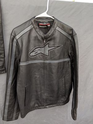 Leather Motorcycle Riding Jacket for Sale in Las Vegas, NV
