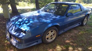 1992 Chevy camaro rs 25th anniversary edition for Sale in Evington, VA