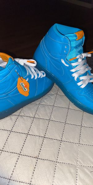Jordan 1 Gatorade Blue lagoon (9.5) for Sale in Haines City, FL