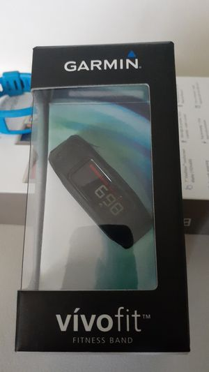 Garmin vivofit (fitbit) $1 for Sale in Clearwater, FL