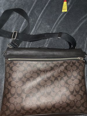 Unisex Coach messenger bag for Sale in Norcross, GA