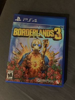 Borderlands 3 PS4 for Sale in Minneapolis, MN
