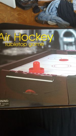 Air hockey table game for Sale in Rancho Cordova, CA