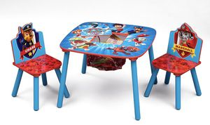 Paw patrol table and 2 chair for Sale in Hayward, CA