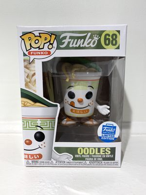 Funko Shop Exclusive Fantastik Plastik Oodles for Sale in Los Angeles, CA
