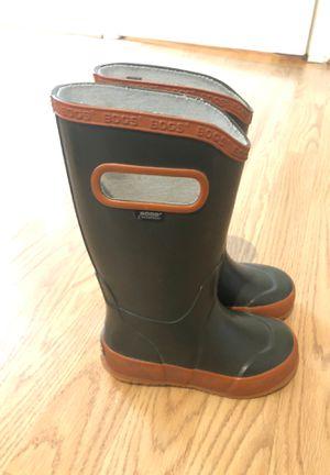 BOGS rain boots kids 10 for Sale in Alexandria, VA