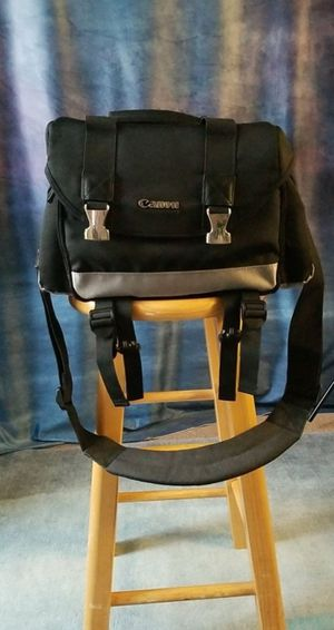 Original Canon Photography Bag for Sale in Auburn, WA