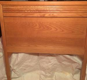 Twin size wooden headboard for Sale in Holmdel, NJ