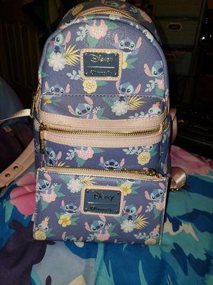 Disney Stitch & Scrump Loungefly Mini Backpack for Sale in Fresno, CA