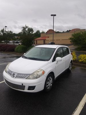 2007 nissan versa runs perfect low miles for Sale in Decatur, GA