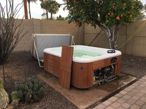 Hot tub cover in great shape for Sale in Scottsdale, AZ