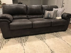 Brand new dark gray very comfortable sofa / couch for Sale in Glendale, AZ