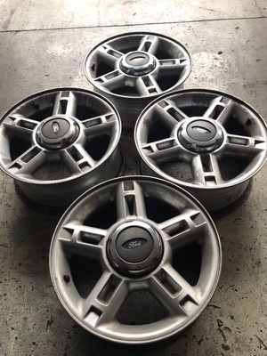 For used 17 inch wheels Ford for Sale in Gresham, OR