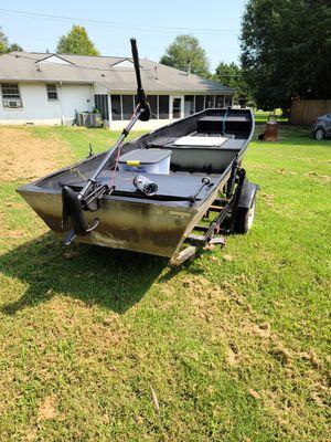 14' john boat for Sale in Gallatin, TN
