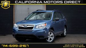 2016 Subaru Forester for Sale in Santa Ana, CA