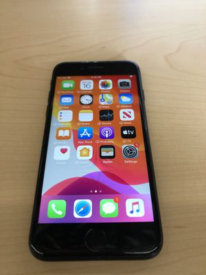APPLE IPHONE 7 BLACK 32GB FACTORY UNLOCKED FOR ANY COMPANY for Sale in Los Angeles, CA