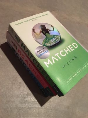 Matched Series by Ally Condie for Sale in Delaware, OH