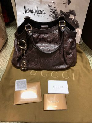 New Gucci Leather Handbag for Sale in Union City, CA