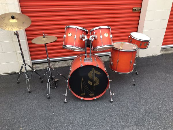 Borg drum set