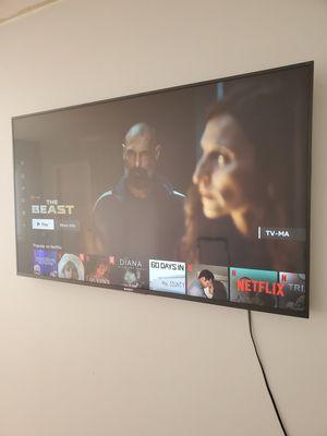 52 in Sony Smart TV for Sale in Riverside, CA