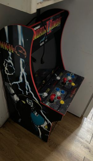 MK 2 arcade game for Sale in Houston, TX