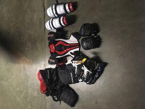 Bauer hockey equipment for Sale in Marina del Rey, CA
