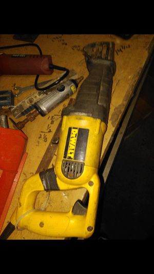 Dewalt Saw zaw for Sale in Eugene, OR