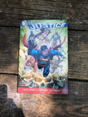 Justice League. injustice League. Hard Cover Vol 6 for Sale in Rockville, MD