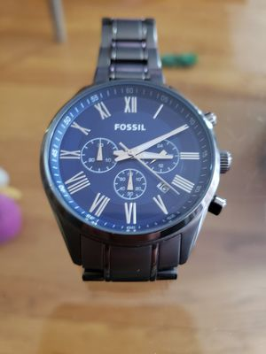Fossil chronograph watch for Sale in Chicago, IL