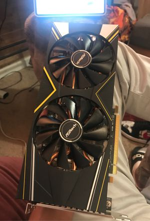 ASRock RX 5700 XT Challenger GPU for Sale in Durham, NC
