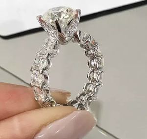 925 sterling silver wedding ring for Sale in New Brunswick, NJ