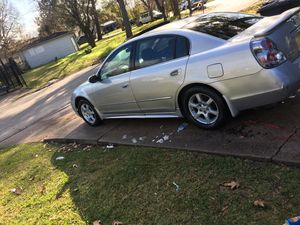 2005 Nissan Altima for Sale in Houston, TX