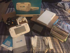 Nintendo Wii U for Sale in Apple Valley, CA