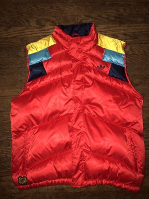 Red Multicolor Puffer Vest 2XL for Sale in Washington, DC