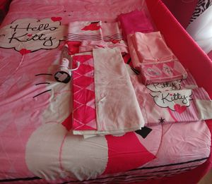 Hello Kitty Bed-Set for Sale in Austin, TX