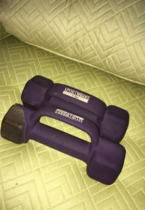 5 lb dumbbells for Sale in Chicago, IL