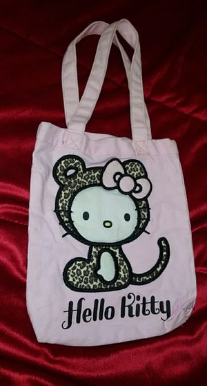 Hello kitty kids purse for Sale in San Bernardino, CA