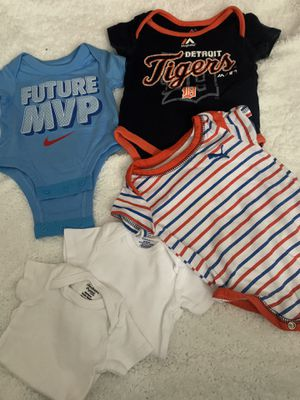 Nike 0-3 months for Sale in Portage, MI