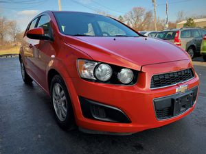 2012 Chevrolet Sonic for Sale in Lockport, IL