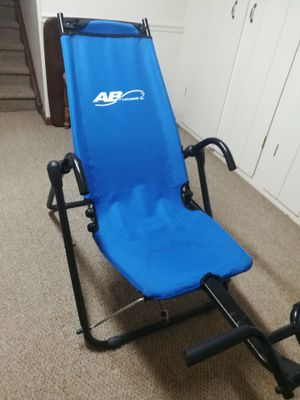 AB lounge. Exercise chair for Sale in Crofton, MD