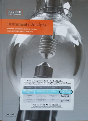 Instrumental Analysis for Sale in Portland, OR