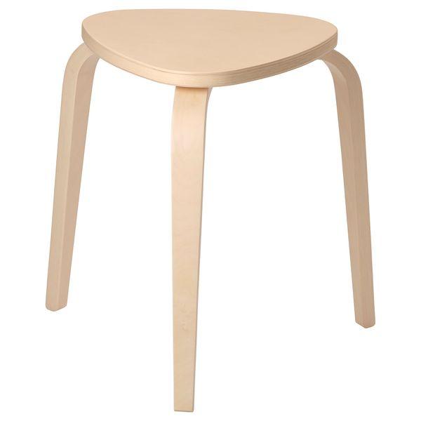 Beige stool