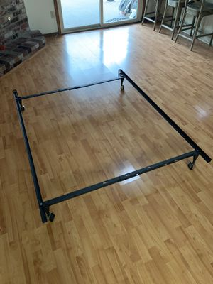 Frame. Full and twin size adjustable for Sale in Carmichael, CA