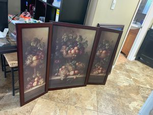 Decorative dining room frames for Sale in Long Beach, CA