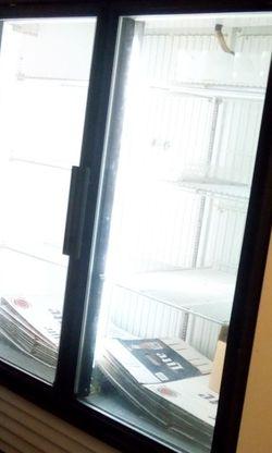True 2 Door Glass Freezer for Sale in Fort Lauderdale,  FL