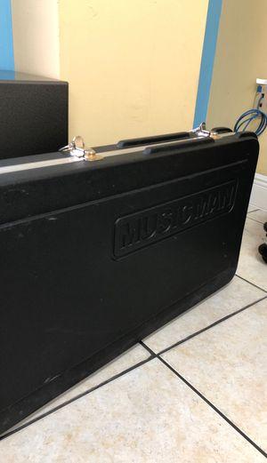 Musicman Bass Guitar Hard Travel Case for Sale in Miami, FL