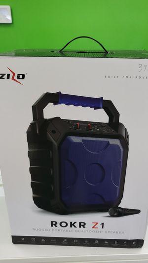 Rokr Z1 bluetooth speaker for Sale in Benton, AR