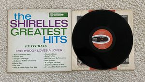 """The Shirelles """"The Shirelles Greatest Hits"""" vinyl lp hit compilation 1960s Scepter Records Original beautiful glossy vinyl 60s R&B for Sale in Laguna Niguel, CA"""