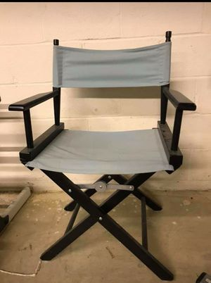 Director chair foldable for Sale in Gaithersburg, MD