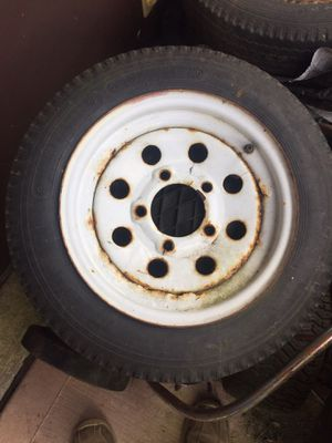 Trailer Tires (2) for Sale in Etna, OH